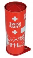 Riesentischbombe Swiss-Party